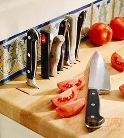 厨房凌而不乱24个收纳法